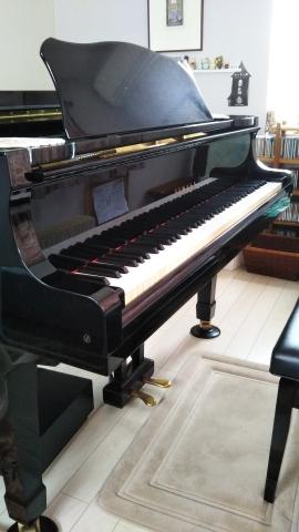 ピアノ初心者の五線譜